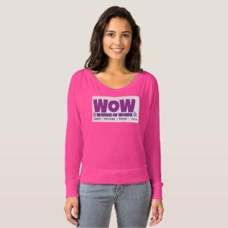 Women of Words long sleeved t-shirt