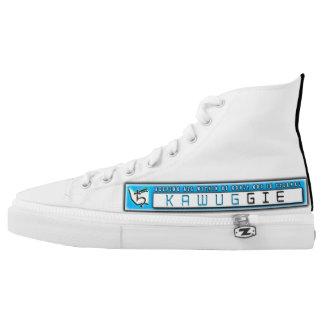 Women of Worth Kawuggie Hi-Top Sneakers