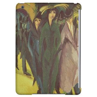 Women on the Street, 1915