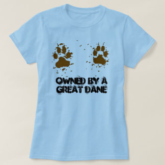 Women Owned by a Great Dane T-Shirt