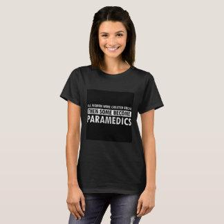 Women Paramedic T-Shirt