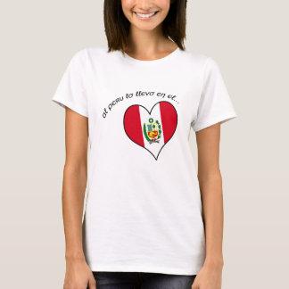 Women Peru Shirt