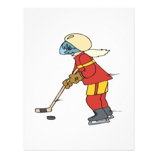 Women Play Hockey Too Flyers