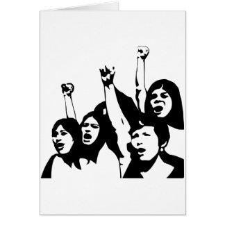 Women Power Cards