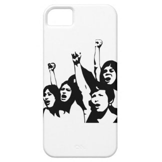 Women Power iPhone 5 Covers