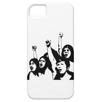 Women Power iPhone 5 Cover