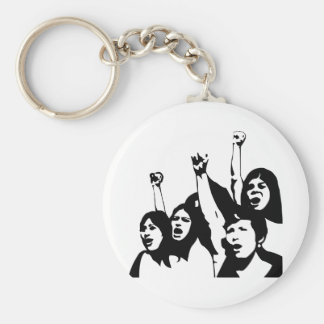 Women Power Key Ring