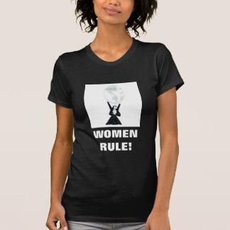 WOMEN RULE! T-SHIRTS