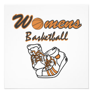 Women s Basketball Shoes T-shirts and Gifts Announcement