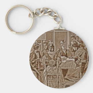 Women s Petition for Equal Suffrage Keychains
