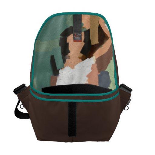 Women´s rights messenger bag