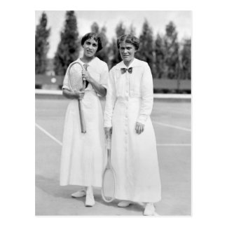 Women s Tennis Champions 1913 Post Card