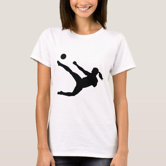 Women soccer T-Shirt