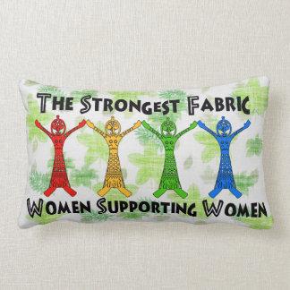 Women Supporting Women Pillow