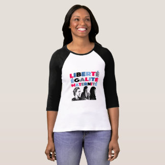 Women t-shirt feminist statement