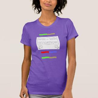 Women T-Shirt Win-Win Situation Logo