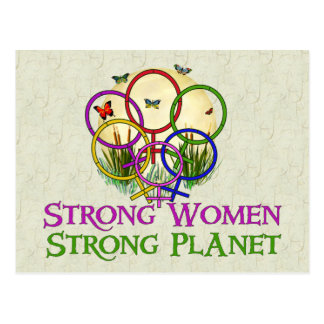 Women United Postcard