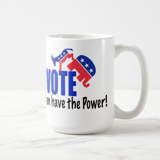 Women Vote Coffee Mug