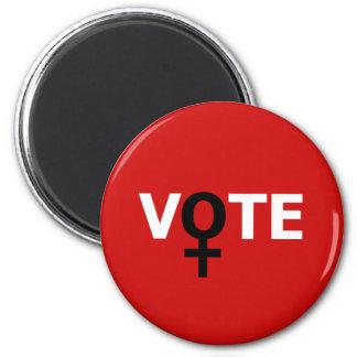 Women Vote Magnet