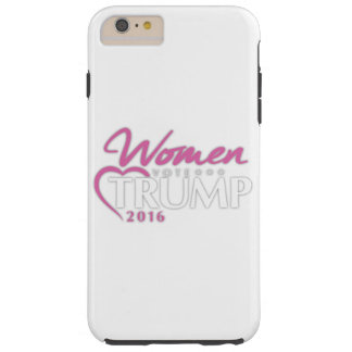Women Vote Trump 2016 Phone Case