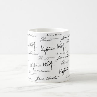 Women Writers Coffee Mug