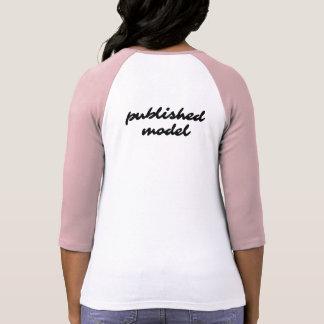 Women's 3/4 Sleeve T-Shirt | Published Model