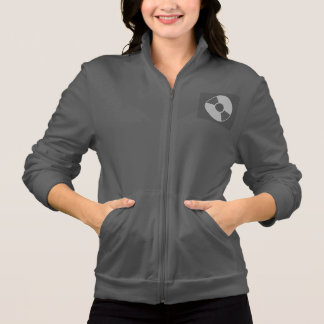 Women's American Apparel California Fleece Zip DJ