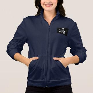 Women's American Apparel California Fleece Zip Jog Jackets