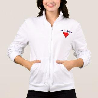 Women's American Apparel Nova Scotia zipper