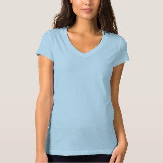 Women's American Apparel Raglan Sweatshirt BLUE LT