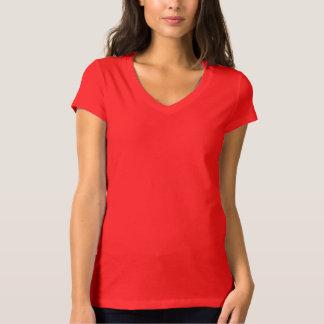Women's American Apparel Raglan Sweatshirt RED