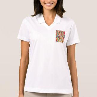 Women's artistic Hoddies. Polo Shirt