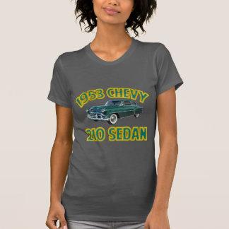 Women's Asphalt 1953 Chevy 210 Shirt