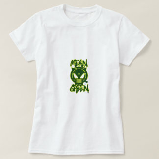 Women's Baby Doll MG Shirt (White)