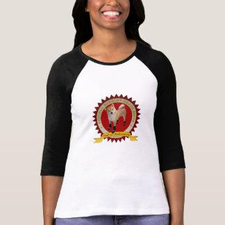 Women's Barkley Brand Boots 3/4 Sleeve T-Shirt