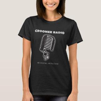 Women's Basic Crooner Radio Tee