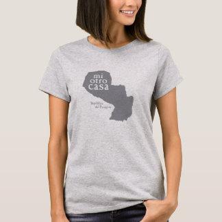 Women's Basic Grey T-Shirt PARAGUAY