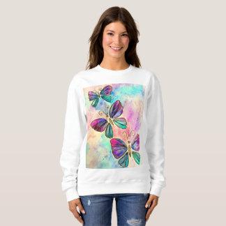 Women's Basic Sweatshirt - pep