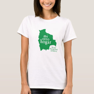 Women's Basic T-Shirt BOLIVIA