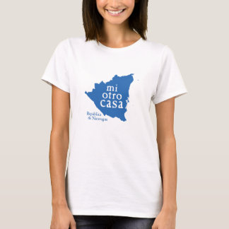Women's Basic T-Shirt NICARAGUA
