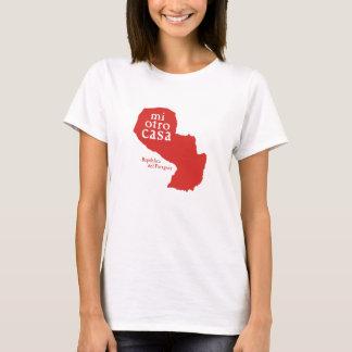 Women's Basic T-Shirt PARAGUAY