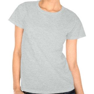 Women's Basic T-Shirt, Silver-Pink SC Logo Tee Shirts