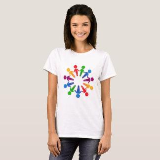 Women's Basic T-Shirt - unity motive