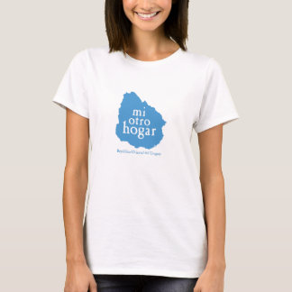Women's Basic T-Shirt URUGUAY