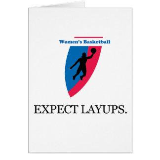 Women's Basketball Card