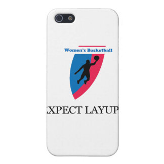 Women's Basketball iPhone 5 Covers