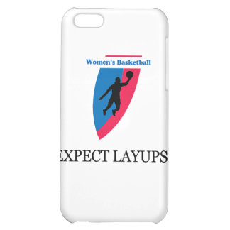 Women's Basketball Cover For iPhone 5C