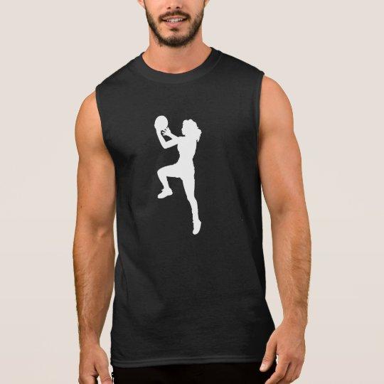 Women's Basketball Player Sleeveless Shirt