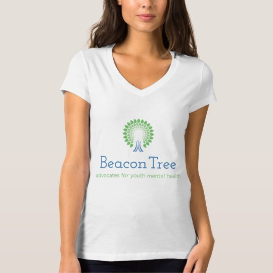 Women's Beacon Tree T-Shirt with KickStigma