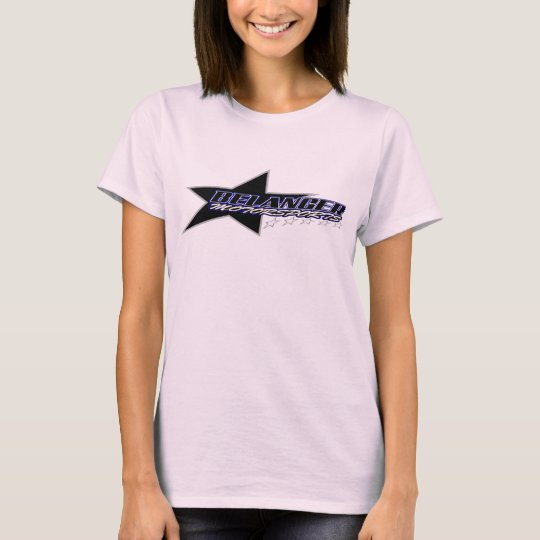 Womens Belanger Motorsports Racing T-shirt